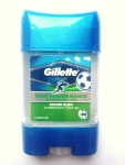 Gillette Sport Power Rush antiperspirant čirý gel 70ml
