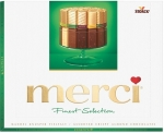 Merci Mandlová kreace s krokantem Finest Selection 250g