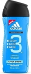 Adidas After Sports sprchový gel 250ml