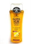 Gliss Kur Oil Nutritive Shampoo 250 ml