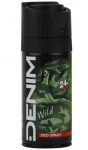 Denim Wild deospray 150 ml