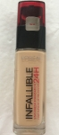 Loréal INFALLIBLE 24H make-up 200 Golden Sand 30 ml