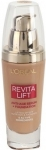 Make-up L´Oréal Revitalift Golden Beige 180, anti-age serum + foundation