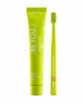 Curaprox Be You 90 ml bělící zubní pasta Explorer green + CS 5460 set