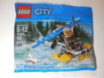 Lego City 30359 Police Water Plane
