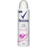 Rexona Active Pink deospray 150 ml