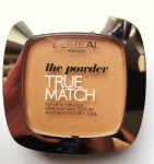 Loréal Paris True Match kompaktní pudr W6 Honey 9g