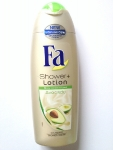 Fa Avokado Shower+Lotion sprchový gel 250ml