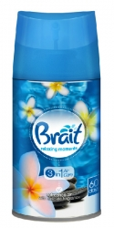 Brait Relaxing Moments 3 v 1 Air Care Náhradní náplň 250 ml