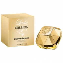 Paco Rabanne Lady Million parfémovaná voda 30 ml