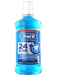 Oral-B Pro-Expert Professional Protection ústní voda Fresh Mint 500 ml
