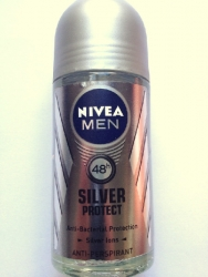 Nivea Silver Protect roll-on 50ml 